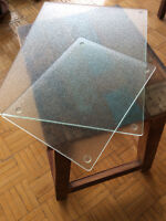 2 Tempered Glass Cutting Boards