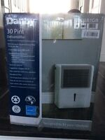 DANBY Dehumidifier --Brand New--Walmart sells $201.14 with taxes