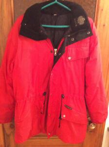 Manteau hiver kanuk