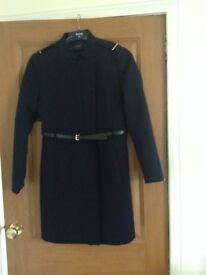 Navy Zara.coat