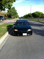 1992 EG CIVIC FULL JDM B18C 98 Spec Integra Type R Swap