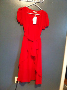 Brand New Red Dress for Sale!