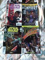 Star Wars dark horse comics