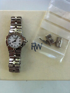 Raymond Weil Parsifal Stainless Steel Sapphire Watch Swiss Peterborough Peterborough Area image 3