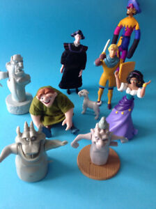 McDonald & Burger King Happy Meal sets