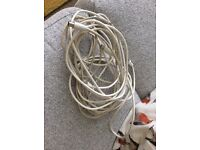 Very long Ariel wire with connectors
