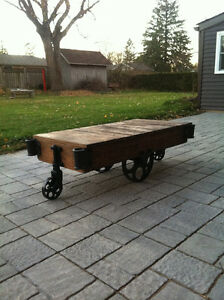 Antique cart