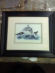 Native art collection, various artists Edmonton Edmonton Area image 1