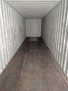 20' 40' Used and New storage containers for sale! London Ontario image 6