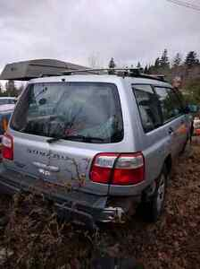 2001 Forester *for parts as whole*