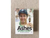 Ashes highlights 2005 DVD