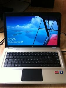HP pavilion dv6 laptop excellent shape