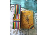 Rainbow Magic Sporty Fairy Box Set and Olympic Games Fairy special