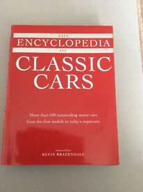 Encyclopedia of classic cars