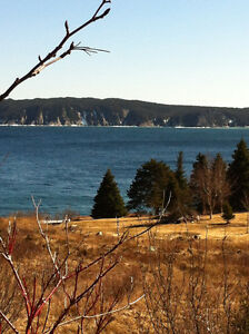 Overlooking the ocean, 1/2 acre lot, on the East Coast Trail St. John's Newfoundland image 2