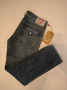 Men's True Religion Jeans size 33 - BRAND NEW