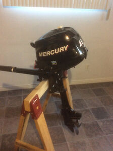 Used 2012 Mercury 2,5 hp