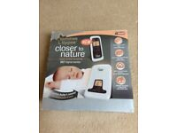 Tommee Tippee baby monitor boxed