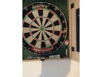 Unicorn darts board