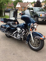 Awesome deal !! 2001 Electra Glide Classic - One owner
