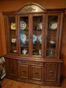 China Cabinet/Hutch for sale