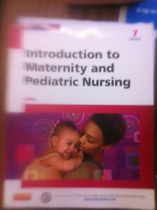 WANTED : intro to maternity and paediatric