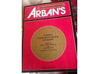 Arban cornet and trumpet tutor. Claude Gordon expanded version, 350 pages