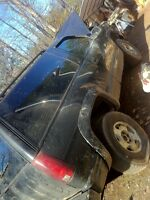 1995 GMC YUKON FOR PARTS OR PLOW TRUCK