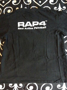 RAP 4 Paintball T-shirt