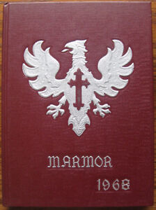 1968 McMaster Marmor Yearbook