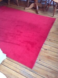 Lovely red carpet, 6x8 - 75$
