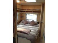 2011 Hobby 645 VIP Caravan