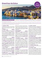 Voyage  ''Le grand Tour de la Grèce'' avec Tours Chanteclerc