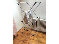 DEAL: Iron + Iron board + Indoor Clothes Airer