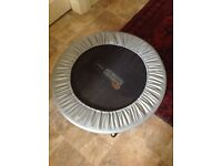 Exercise trampoline for sale £25