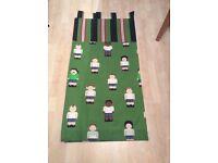 Next Boys Football Curtains