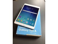 Samsung Galaxy Tab A With S Pen - 16GB - 5MP Camera - Boxed With Receipt
