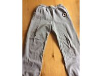 Converse tracksuit bottoms aged 13-15