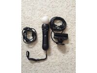 Sony PlayStation Move controller for VR ps4