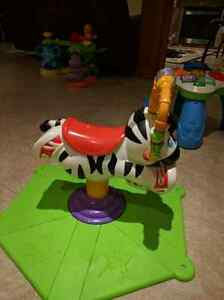 Bouncy  horse fisher price