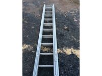 Three tier ladder