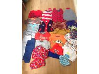 Boys bundle age 9-12 months