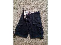 Superdry cargo shorts