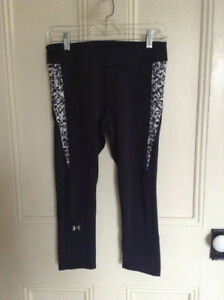 Under Armour - 3/4 Length Pants, Great Condition