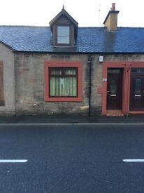 For Sale - 2 bedroom mid-terraced house in KIRKCONNEL