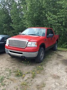 2006 Ford F-150 SuperCrew Pickup Truck 6500.00 OBO