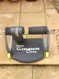 Wonder core exerciser