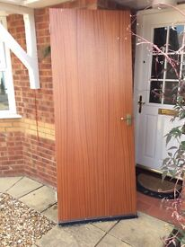 7 Internal Wooden Doors....will sell Individually