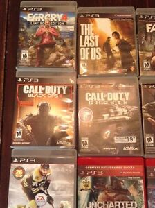PS3 GAMES CHEAP NEED GONE ASAP Cambridge Kitchener Area image 2