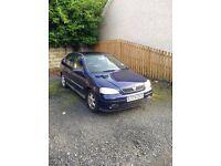 Vauxhall Astra 16V 1year MOT
